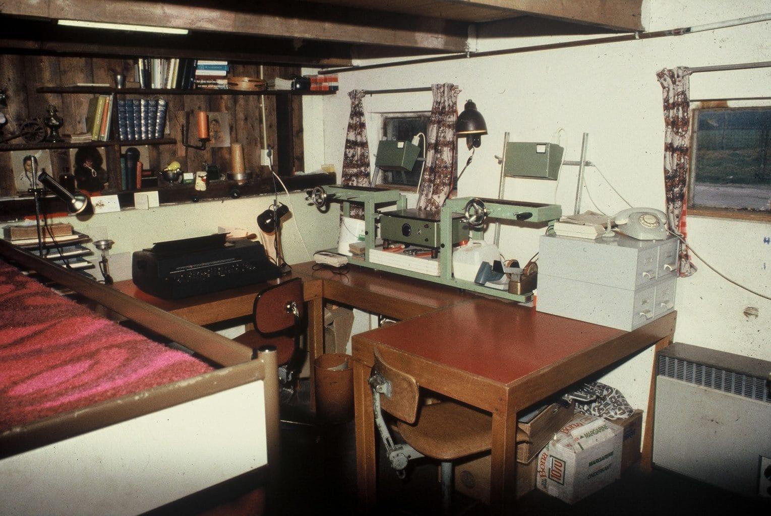 Een huisdrukkerij – het begin