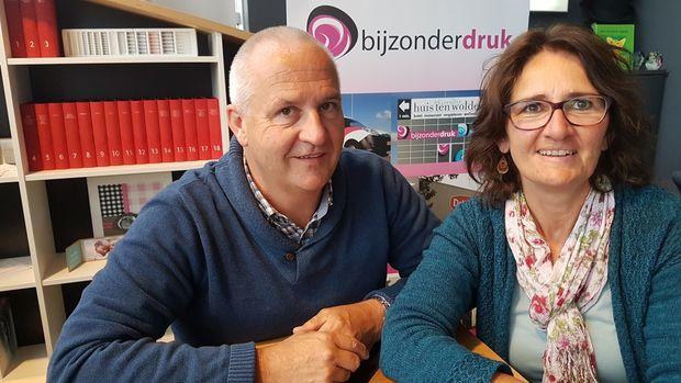 Martin en Ineke van 't Veen nemen Bijzonderdruk over